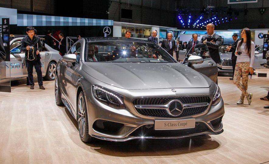 2015 Mercedes-Benz S-class Coupe - Slide 3