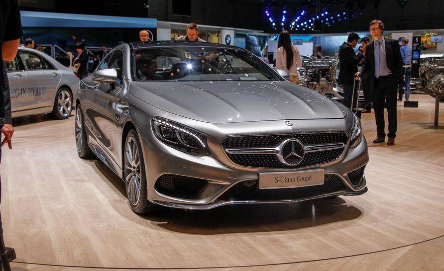 2015 Mercedes-Benz S-class Coupe - Slide 4