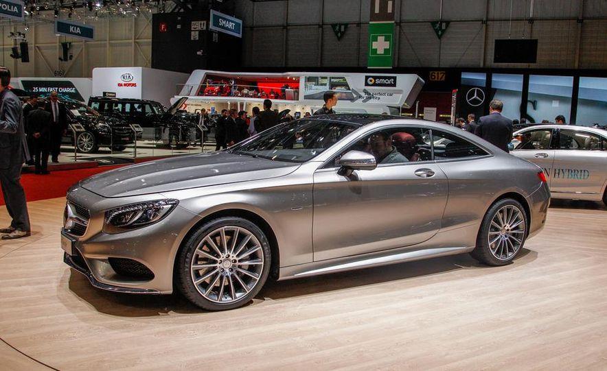 2015 Mercedes-Benz S-class Coupe - Slide 5