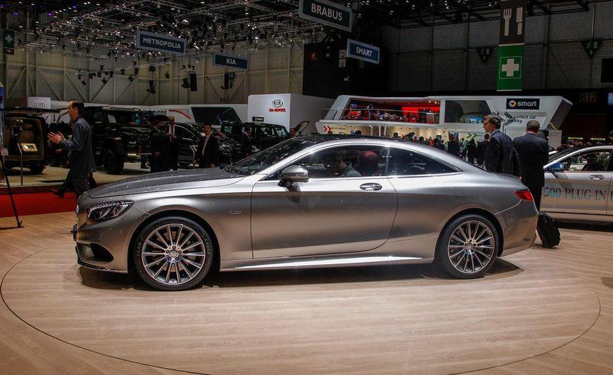 2015 Mercedes-Benz S-class Coupe - Slide 6