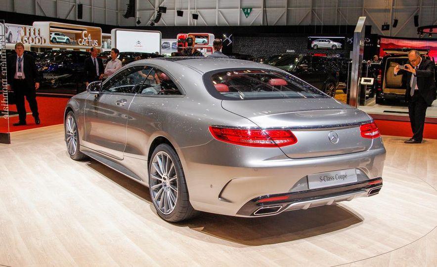 2015 Mercedes-Benz S-class Coupe - Slide 8