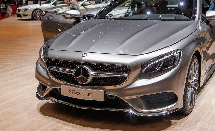 2015 Mercedes-Benz S-class Coupe - Slide 10