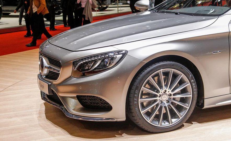 2015 Mercedes-Benz S-class Coupe - Slide 11
