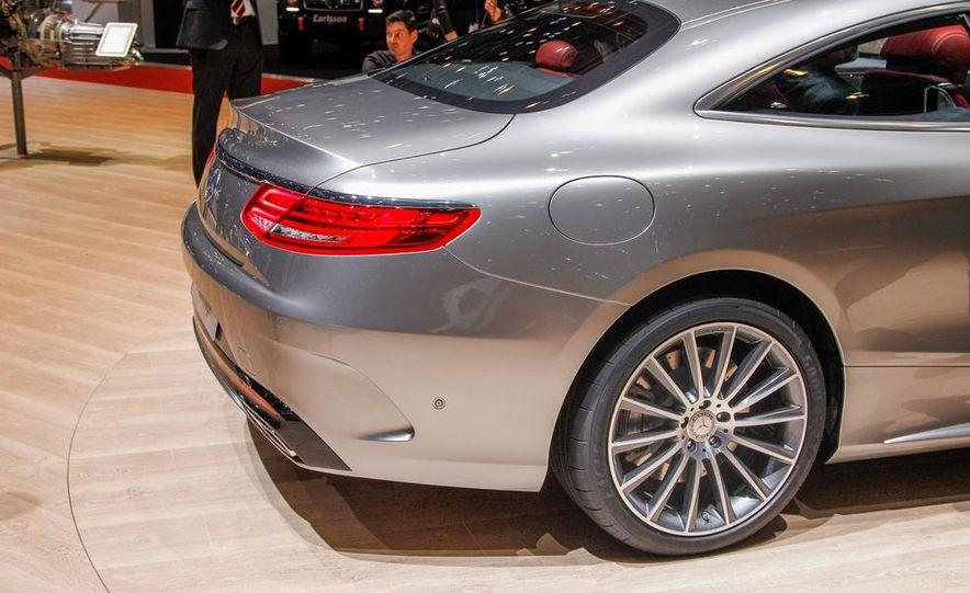2015 Mercedes-Benz S-class Coupe - Slide 14