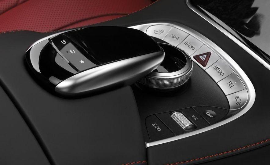 2015 Mercedes-Benz S-class Coupe - Slide 37