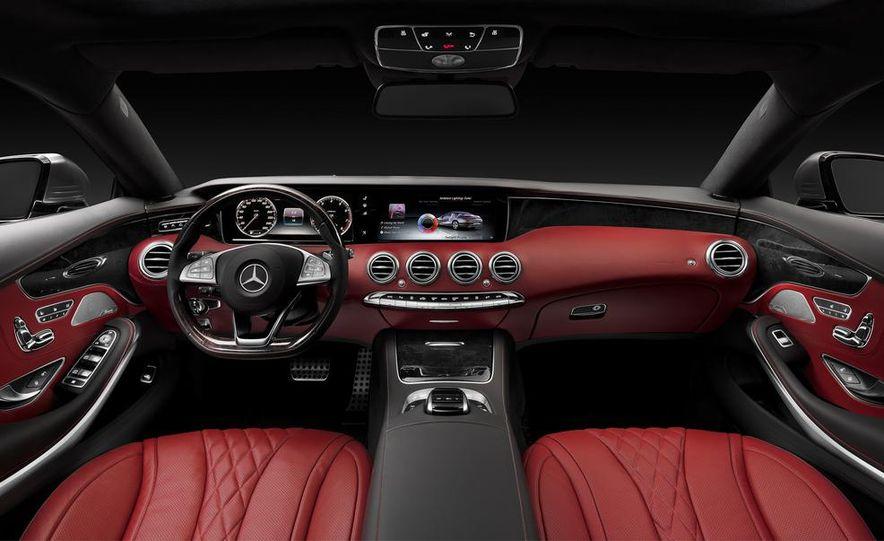 2015 Mercedes-Benz S-class Coupe - Slide 32