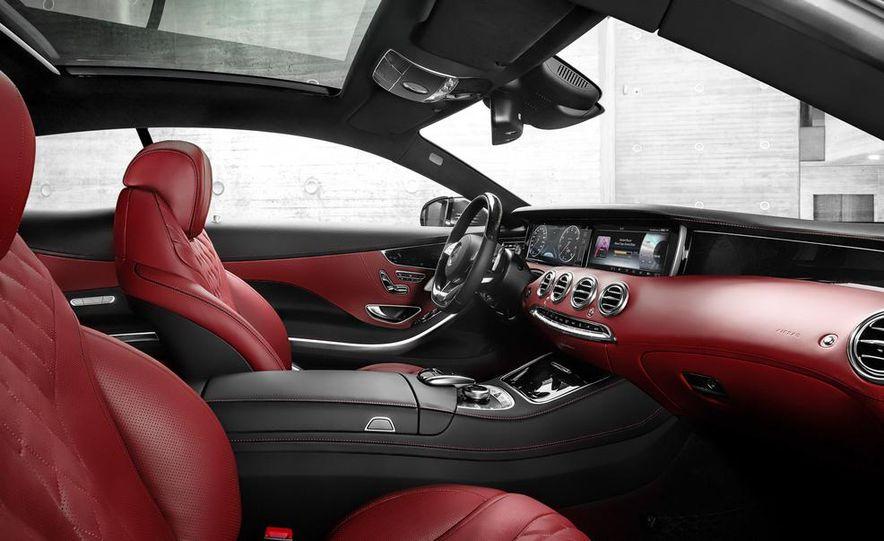 2015 Mercedes-Benz S-class Coupe - Slide 34