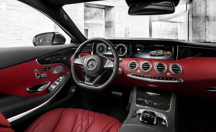 2015 Mercedes-Benz S-class Coupe - Slide 35