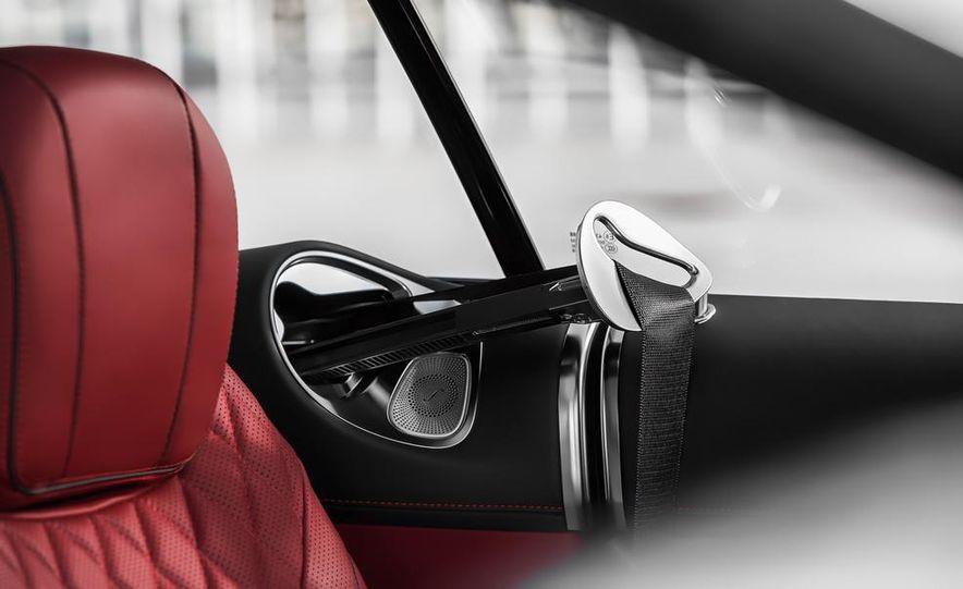 2015 Mercedes-Benz S-class Coupe - Slide 36
