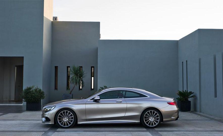 2015 Mercedes-Benz S-class Coupe - Slide 22