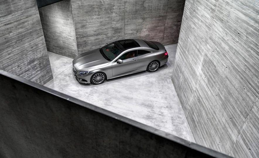 2015 Mercedes-Benz S-class Coupe - Slide 24