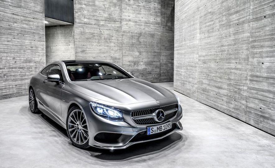 2015 Mercedes-Benz S-class Coupe - Slide 25