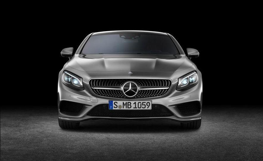 2015 Mercedes-Benz S-class Coupe - Slide 30