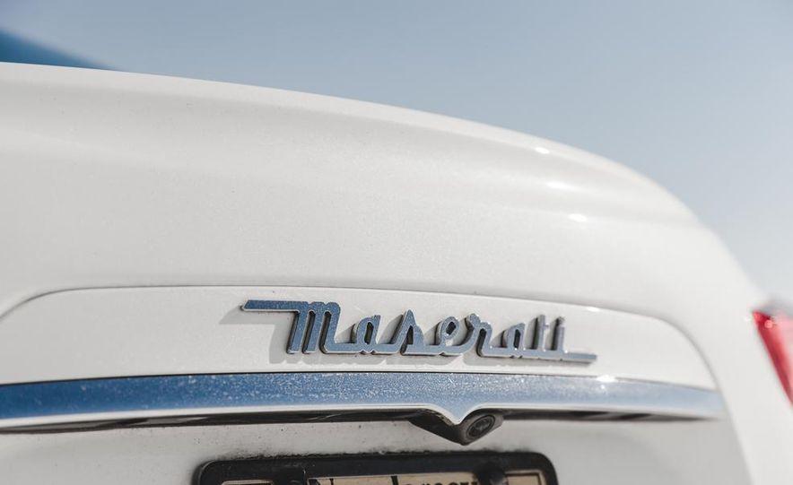 2014 Maserati Ghibli S Q4 - Slide 14