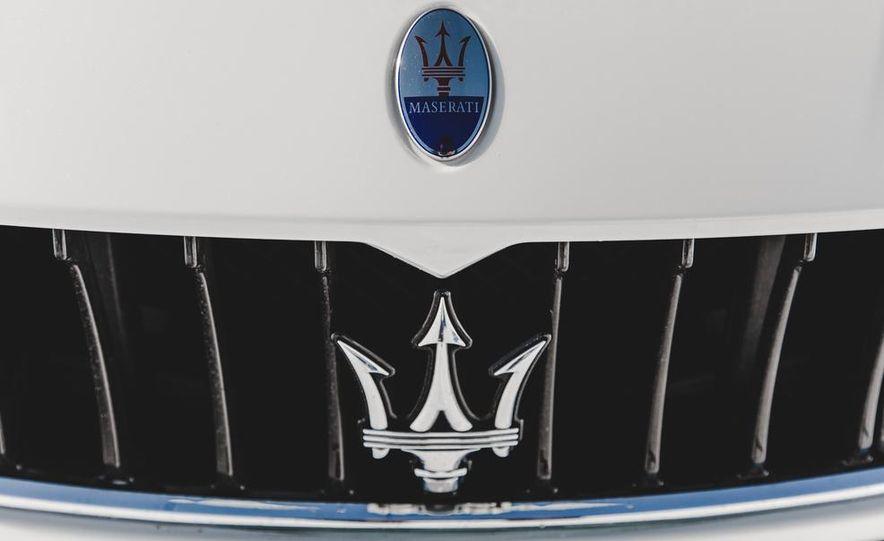 2014 Maserati Ghibli S Q4 - Slide 8
