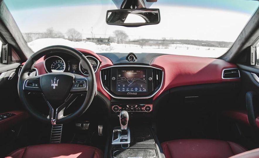 2014 Maserati Ghibli S Q4 - Slide 18