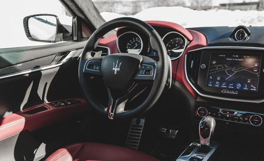 2014 Maserati Ghibli S Q4 - Slide 20