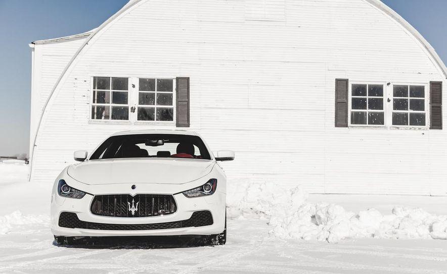 2014 Maserati Ghibli S Q4 - Slide 2