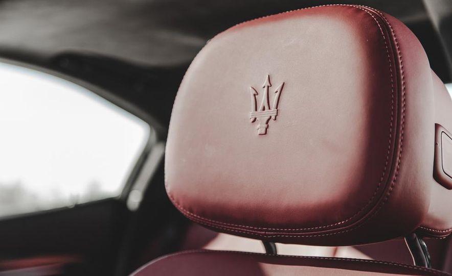 2014 Maserati Ghibli S Q4 - Slide 31