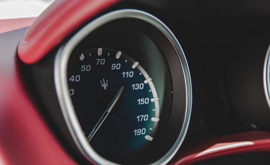 2014 Maserati Ghibli S Q4 - Slide 25