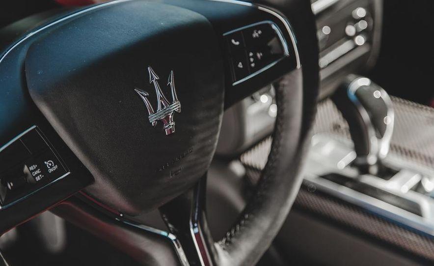 2014 Maserati Ghibli S Q4 - Slide 22
