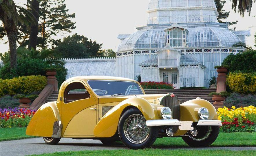 1937 Bugatti Type 57SC Atlantic - Slide 1