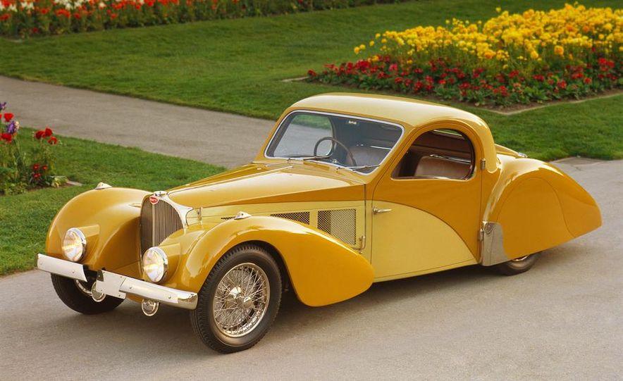 1937 Bugatti Type 57SC Atlantic - Slide 2
