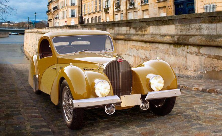 1937 Bugatti Type 57SC Atlantic - Slide 3