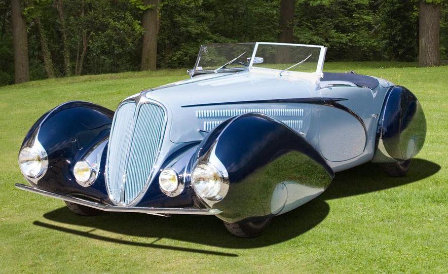 1937 Bugatti Type 57SC Atlantic - Slide 10