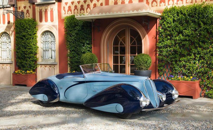 1937 Bugatti Type 57SC Atlantic - Slide 11