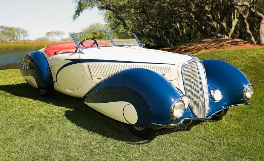 1937 Bugatti Type 57SC Atlantic - Slide 12