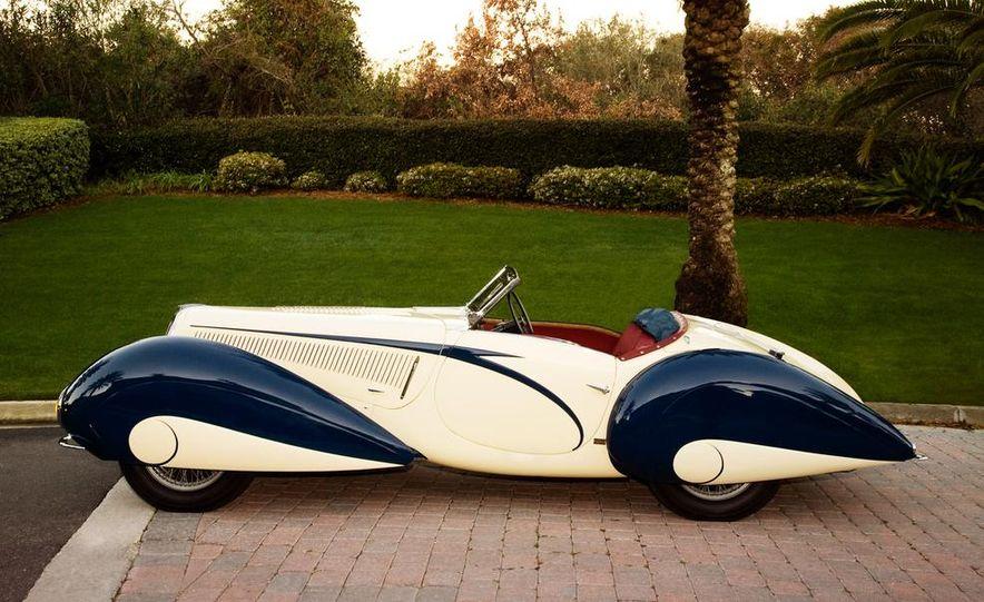 1937 Bugatti Type 57SC Atlantic - Slide 13