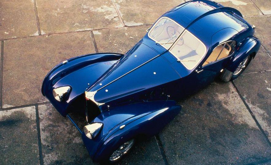 1937 Bugatti Type 57SC Atlantic - Slide 6