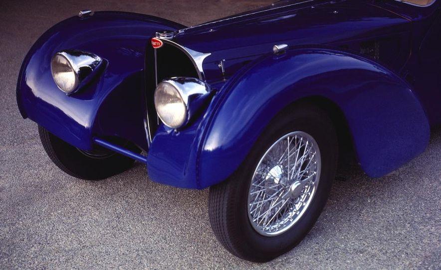 1937 Bugatti Type 57SC Atlantic - Slide 9