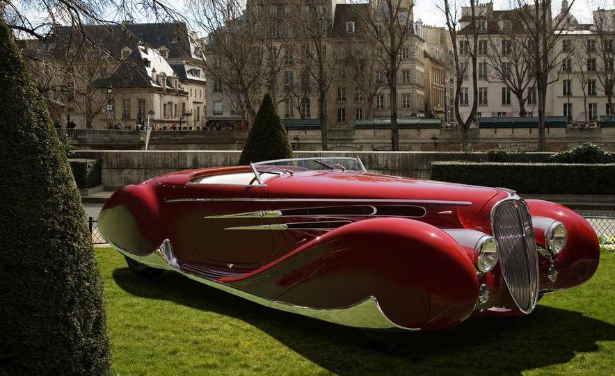 1937 Bugatti Type 57SC Atlantic - Slide 15