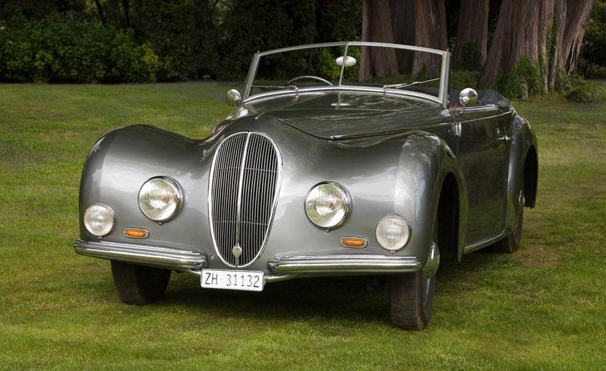 1937 Bugatti Type 57SC Atlantic - Slide 20