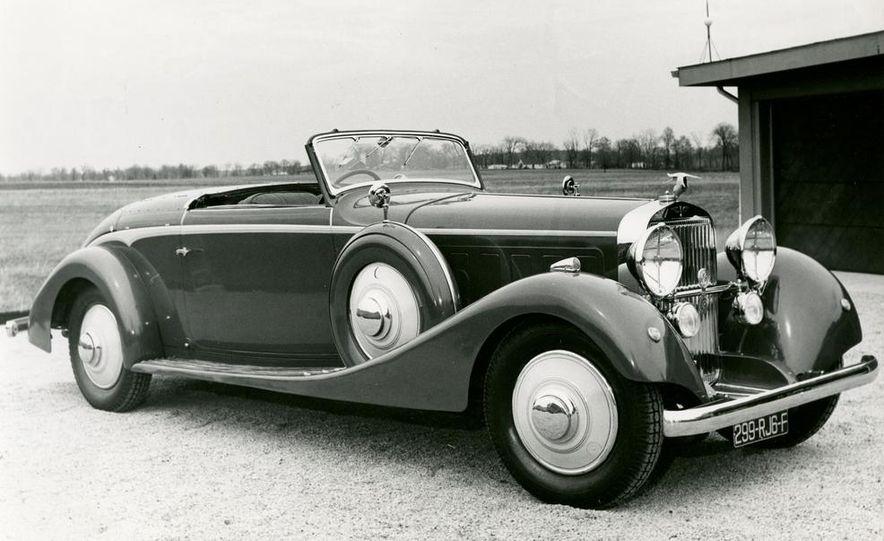 1937 Bugatti Type 57SC Atlantic - Slide 26