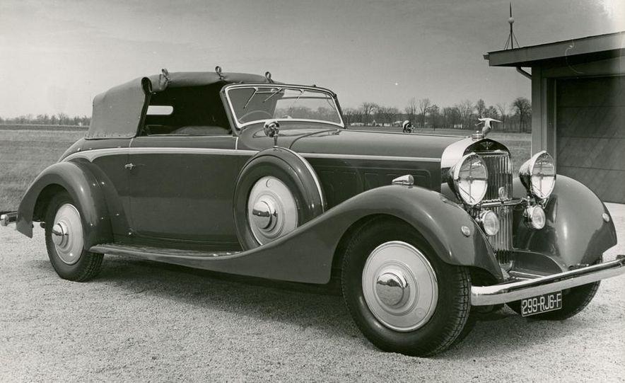 1937 Bugatti Type 57SC Atlantic - Slide 27