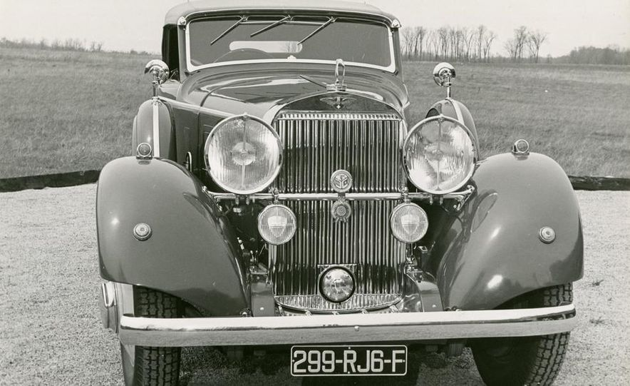 1937 Bugatti Type 57SC Atlantic - Slide 28