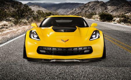 In-Depth with the 2015 Chevrolet Corvette Z06