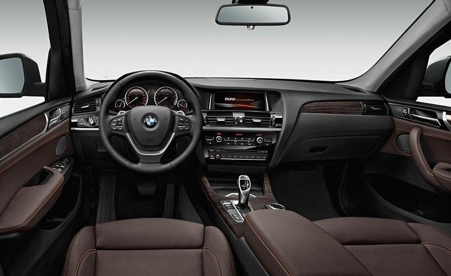 2015 BMW X3 xDrive20d - Slide 27