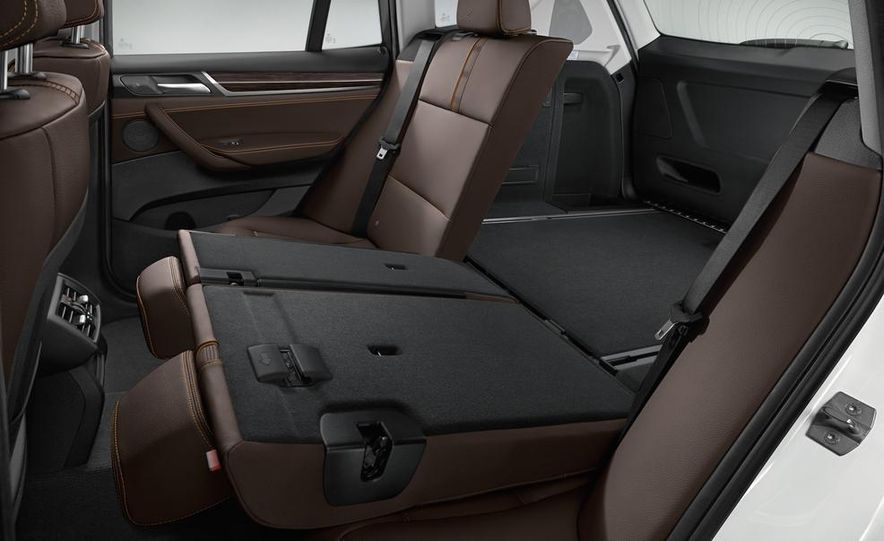 2015 BMW X3 xDrive20d - Slide 30