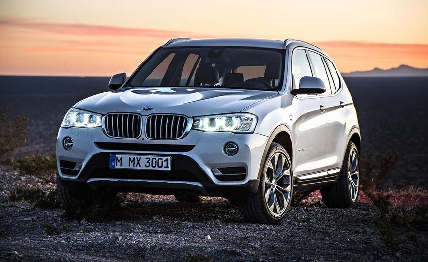 2015 BMW X3 xDrive20d - Slide 15