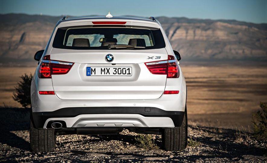 2015 BMW X3 xDrive20d - Slide 19