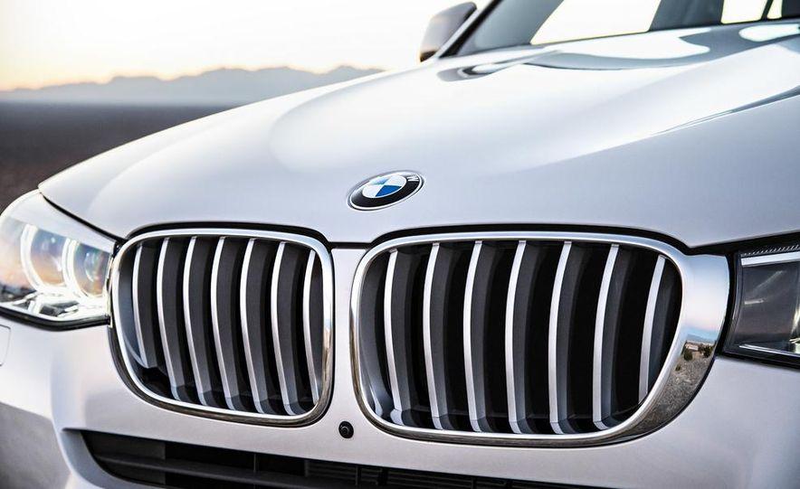 2015 BMW X3 xDrive20d - Slide 21