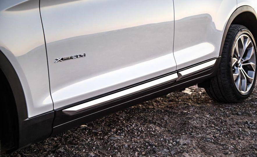 2015 BMW X3 xDrive20d - Slide 26