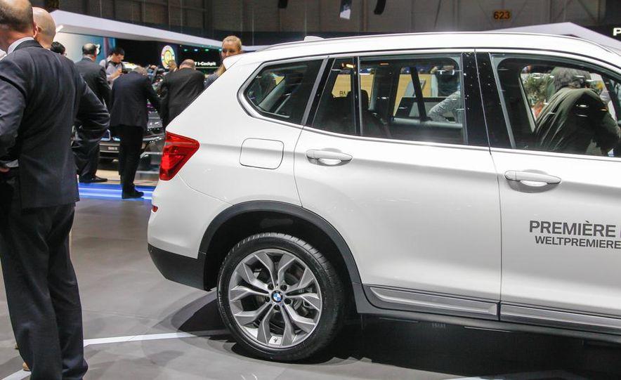 2015 BMW X3 xDrive20d - Slide 4