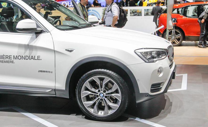 2015 BMW X3 xDrive20d - Slide 5