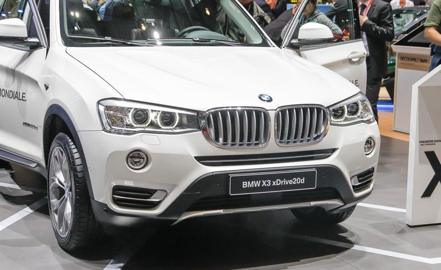 2015 BMW X3 xDrive20d - Slide 6