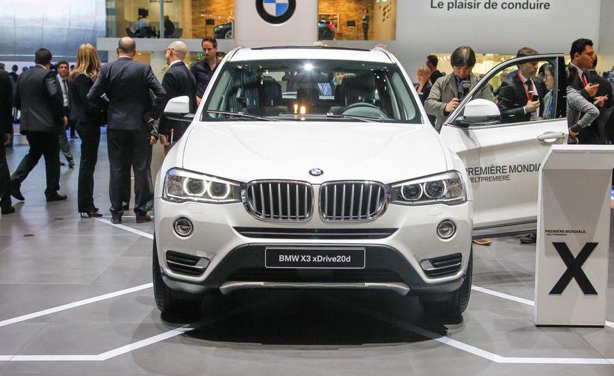 2015 BMW X3 xDrive20d - Slide 8